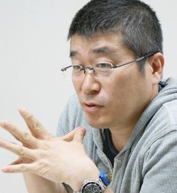 伊勢崎賢治 氏